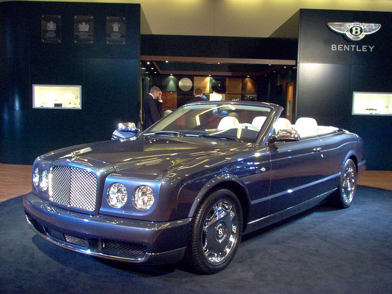 2003 Bentley Azure #15