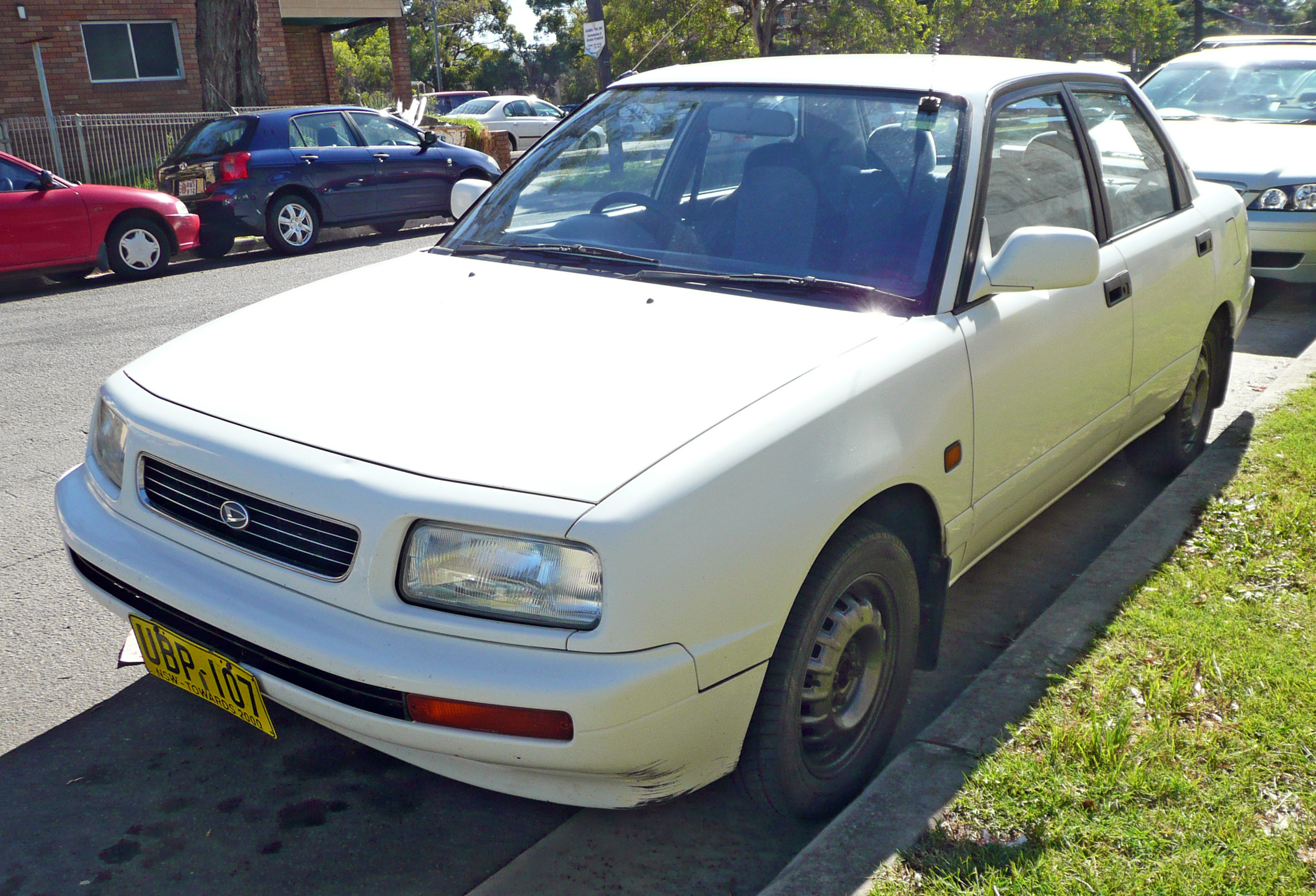1995 Daihatsu Applause #4
