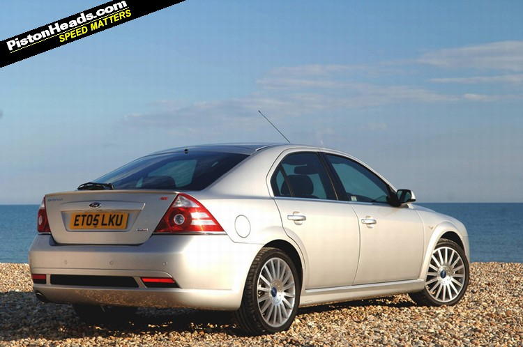 2005 Ford Mondeo #7