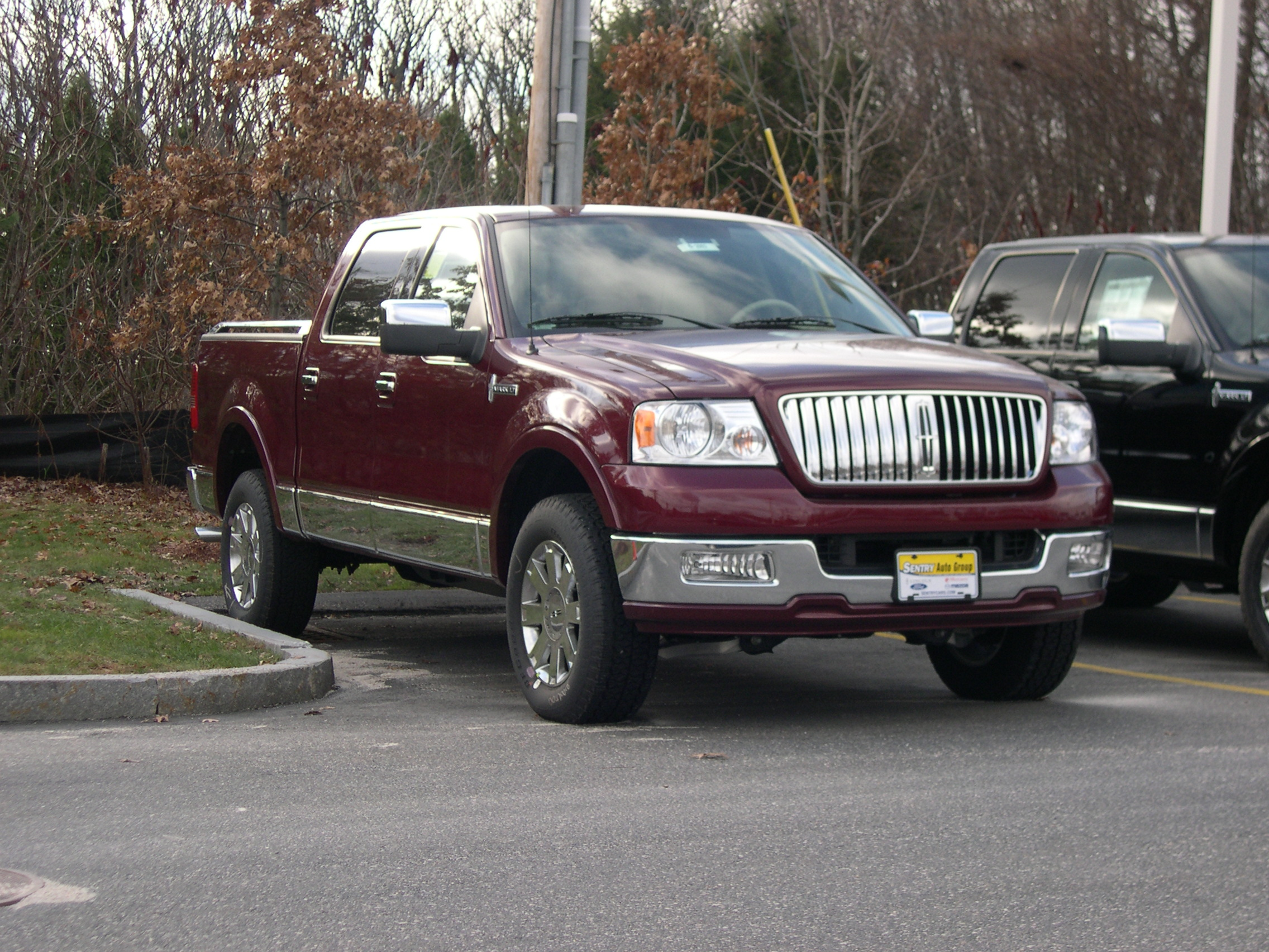 Lincoln Mark Lt #10