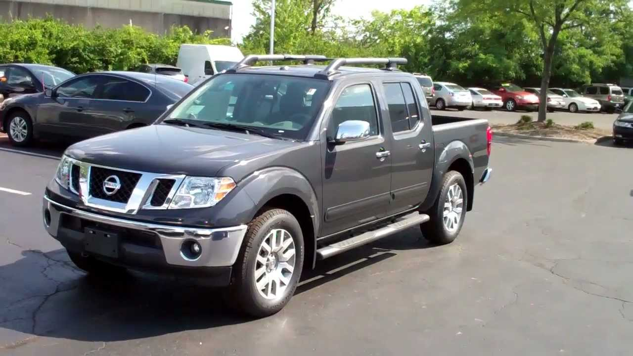 2012 Nissan Frontier Photos Informations Articles