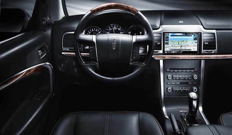 2010 Lincoln Mkz #9
