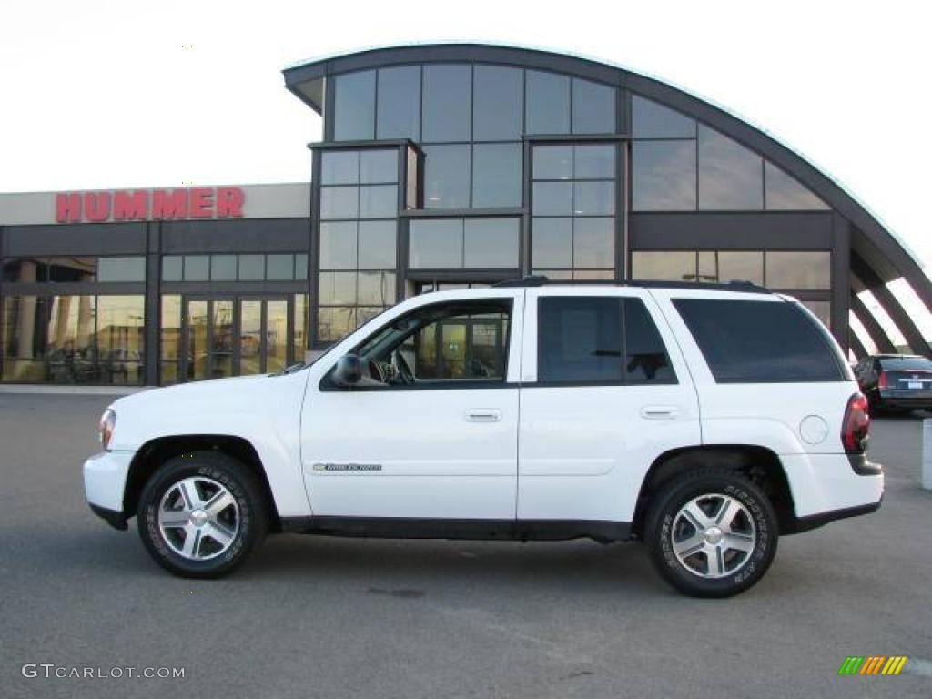 2004 Chevrolet Trailblazer #14