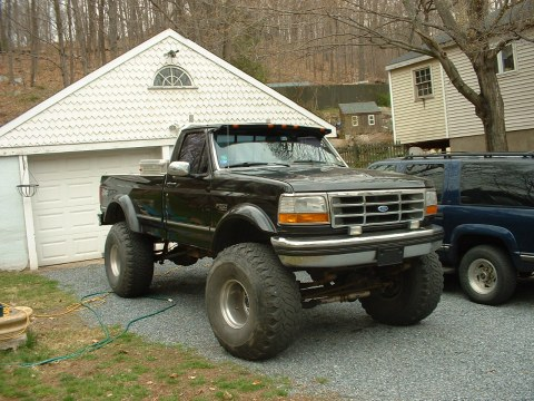 1993 Ford F-250 #16