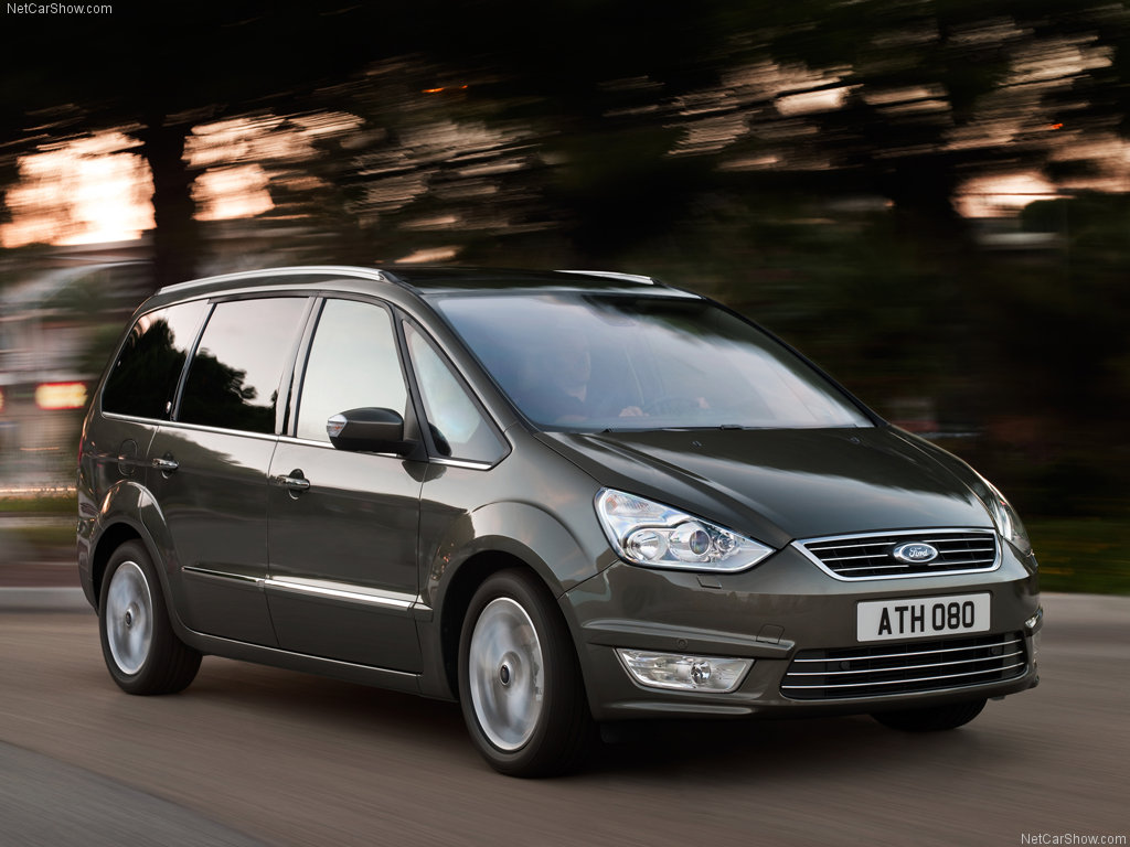 2011 Ford S-Max #10