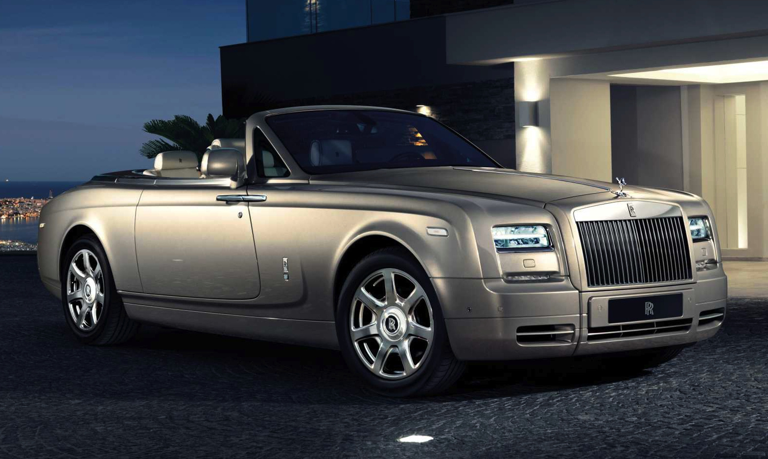 2014 Rolls royce Phantom Drophead Coupe #2