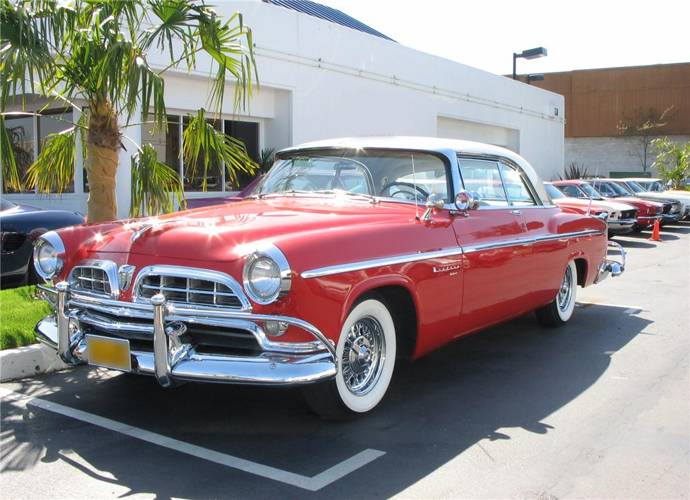 1955 Chrysler Windsor #3
