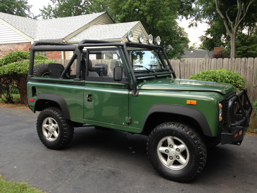 1994 Land Rover Defender #6