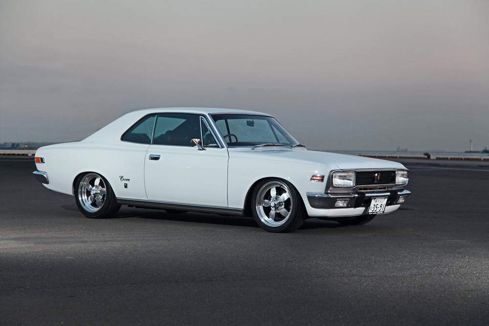 1970 Toyota Crown #7