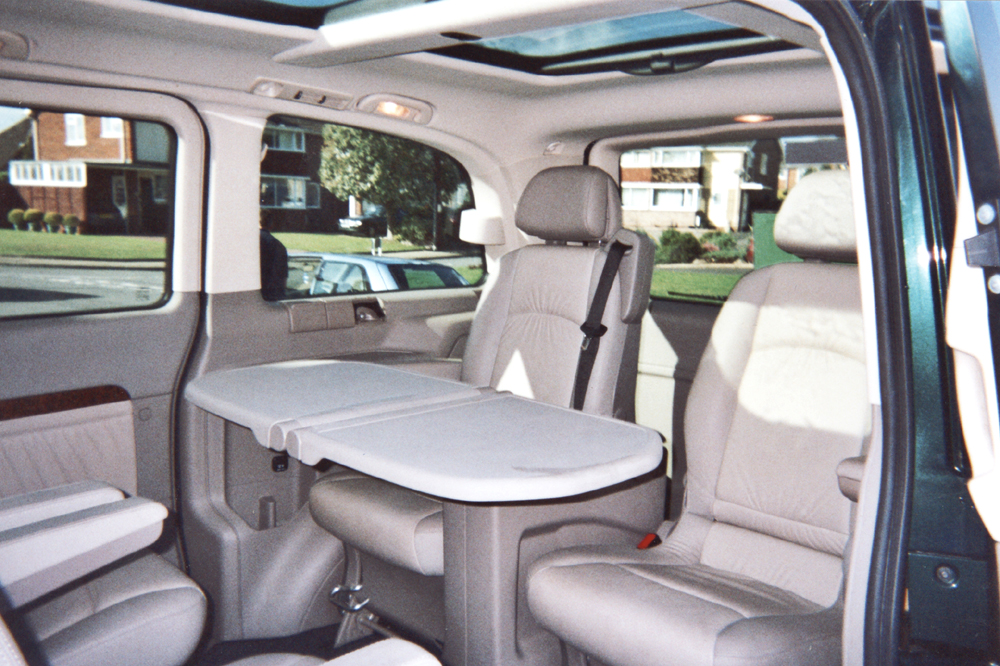 2005 Mercedes-Benz Viano #8