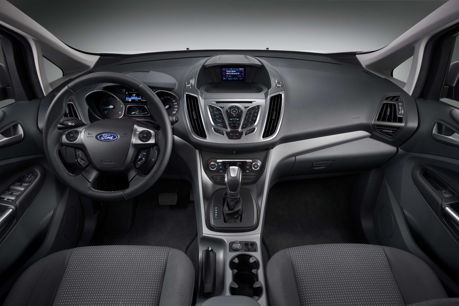 2010 Ford C-Max #14