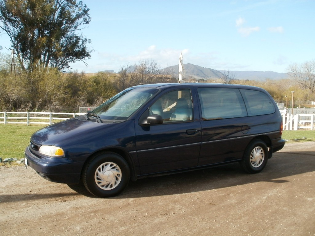 1996 Ford Windstar #3