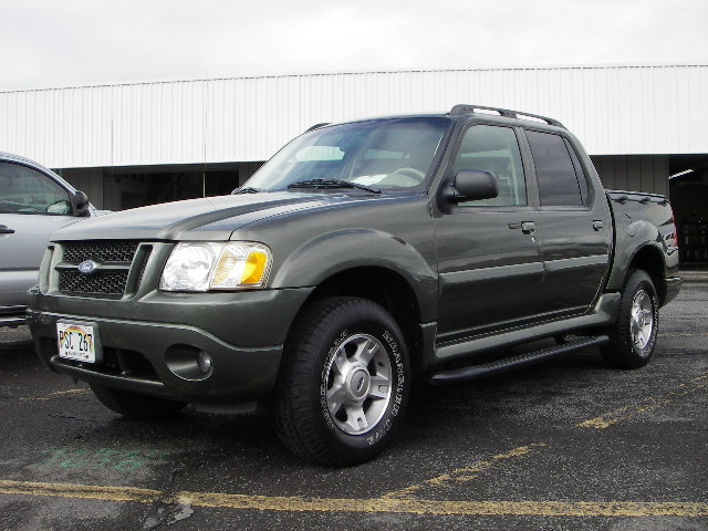 2004 Ford Explorer Sport Trac #13