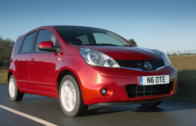 2009 Nissan Note #6