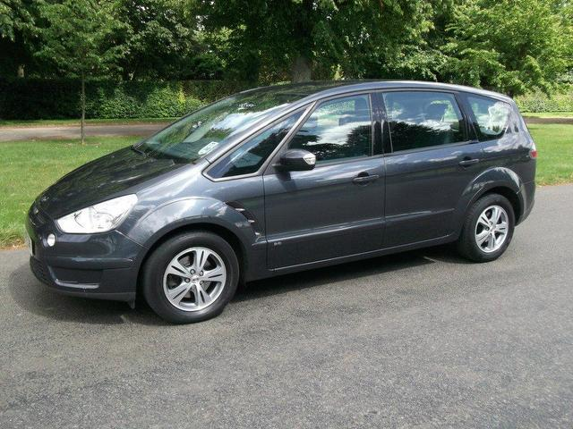 2007 Ford S-Max #8