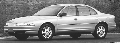 1998 Oldsmobile Intrigue #10