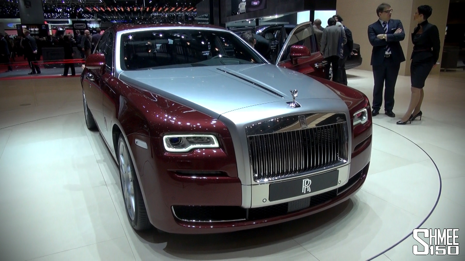 Rolls Royce Ghost Series Ii #5