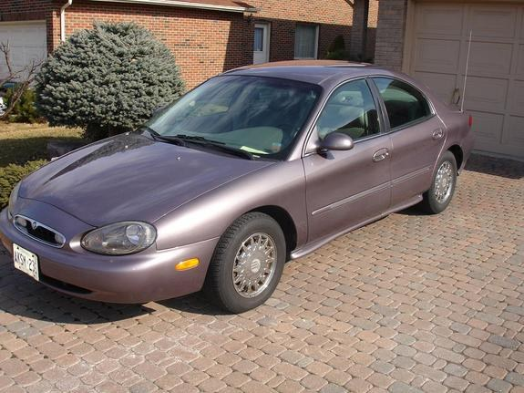 1996 Mercury Sable #11