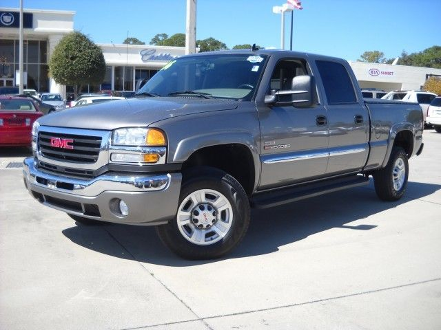 2006 GMC Sierra 2500hd #9