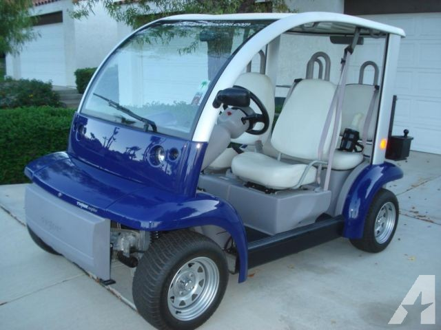 2001 Ford Think Neighbor #7