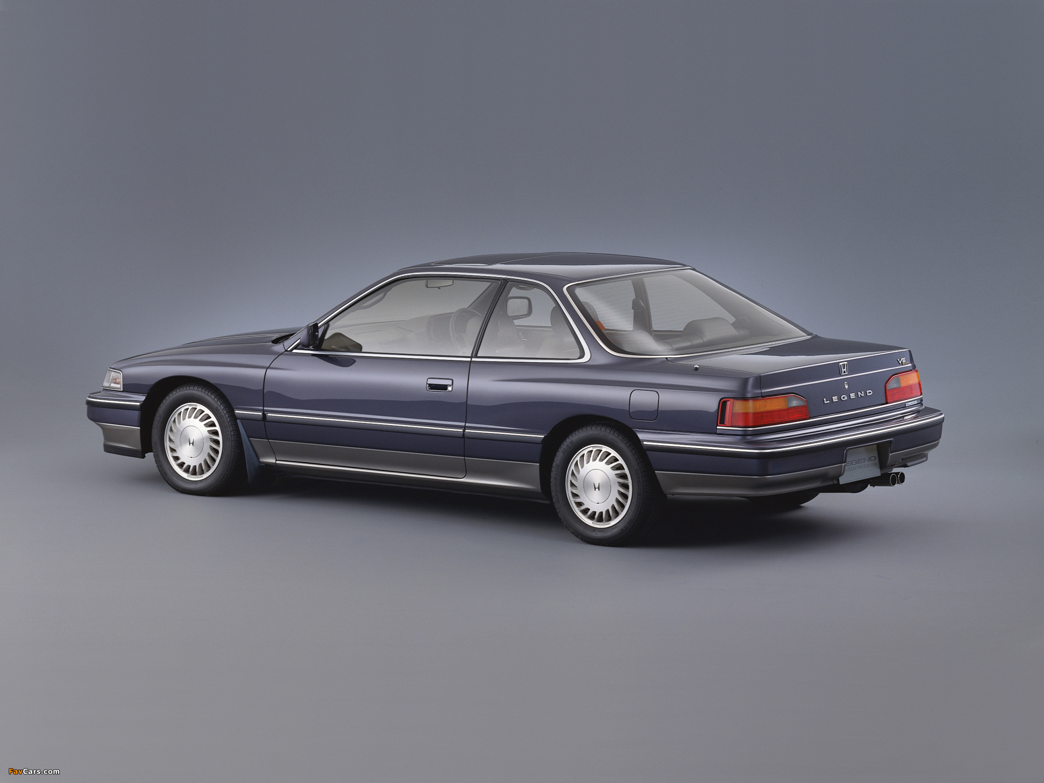 1987 Honda Legend #4