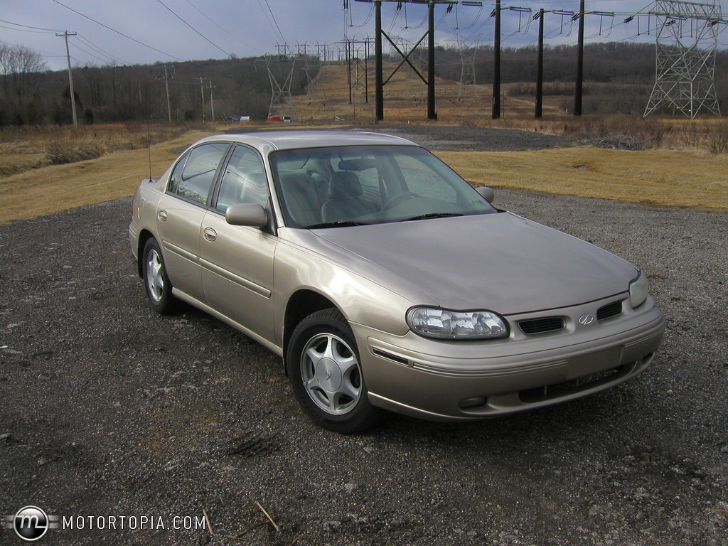1998 Oldsmobile Cutlass #13