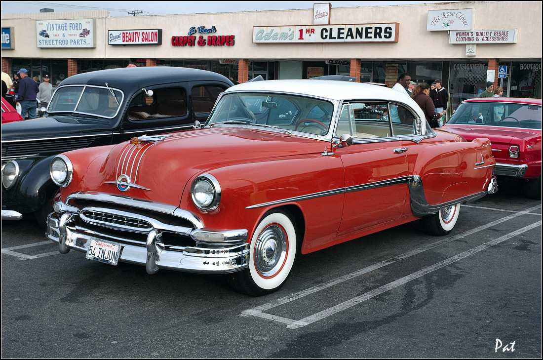 1954 Pontiac Star Chief #1