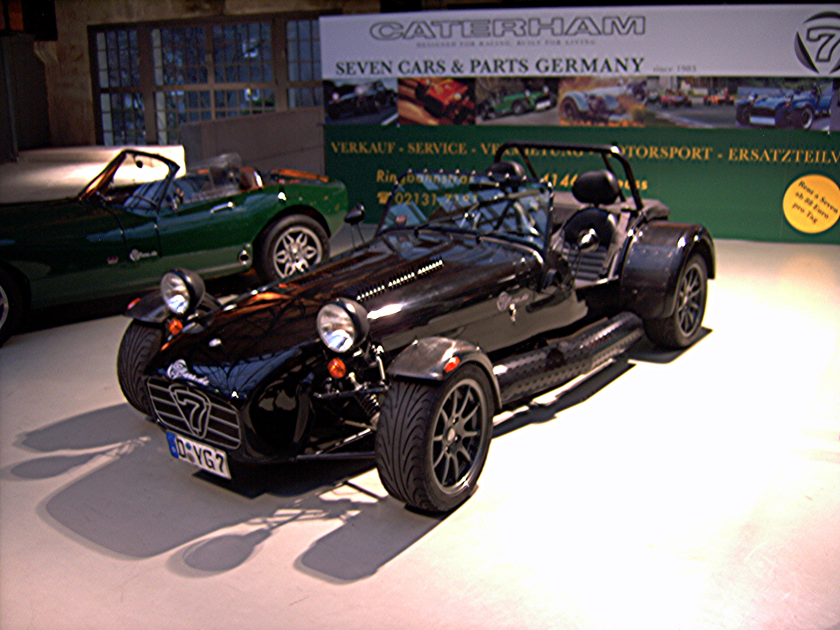 Caterham Super 7 #14