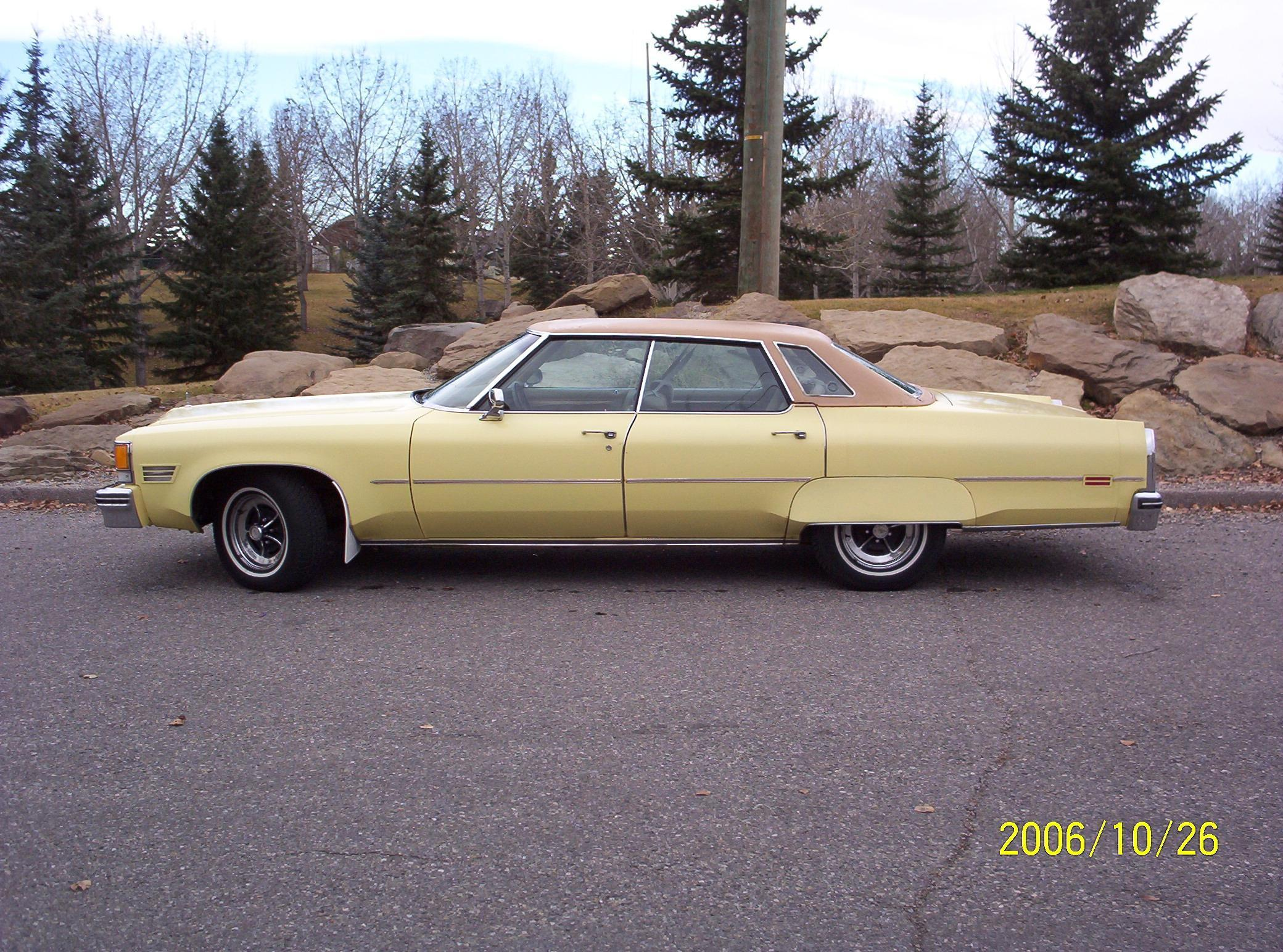 Oldsmobile Ninety-eight #3