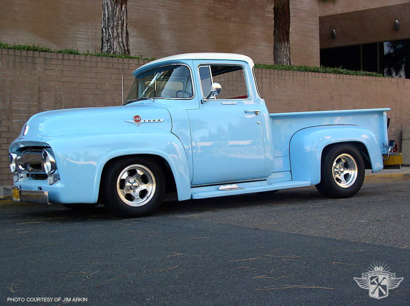 1956 Ford F #10