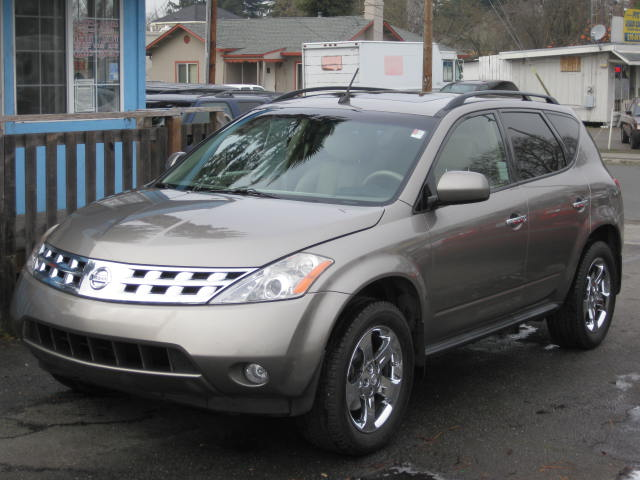 2003 Nissan Murano Photos Informations Articles