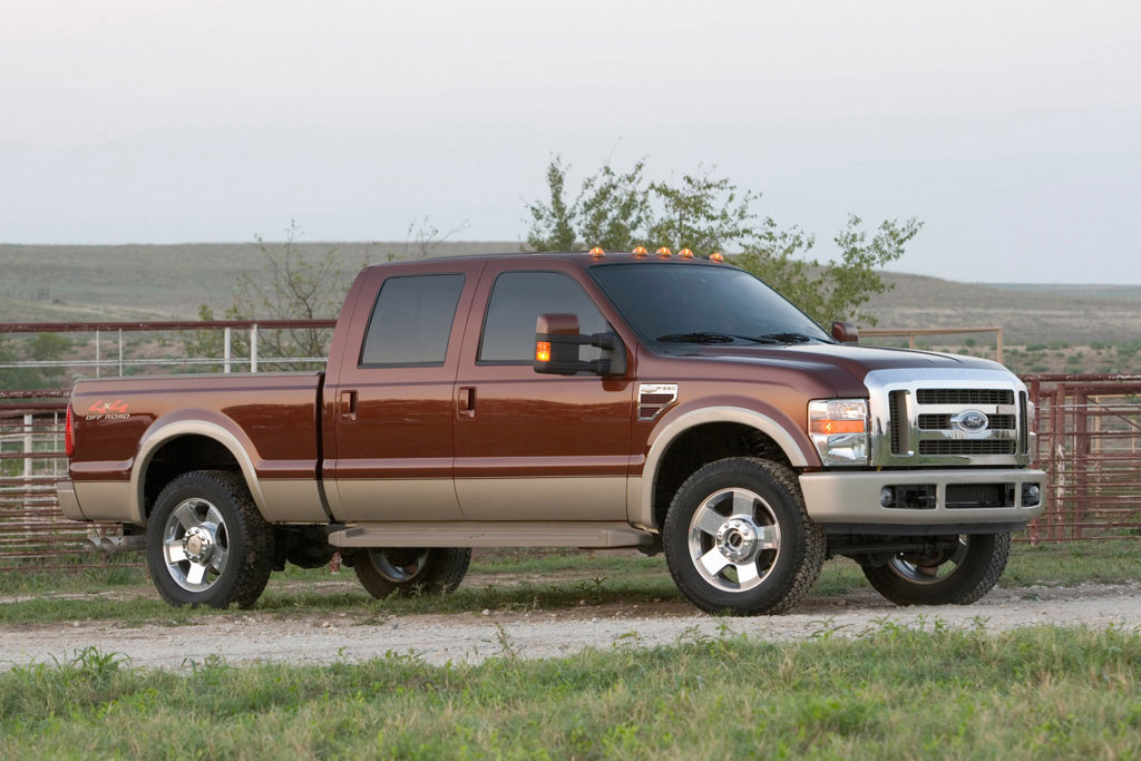 Ford F-250 #13