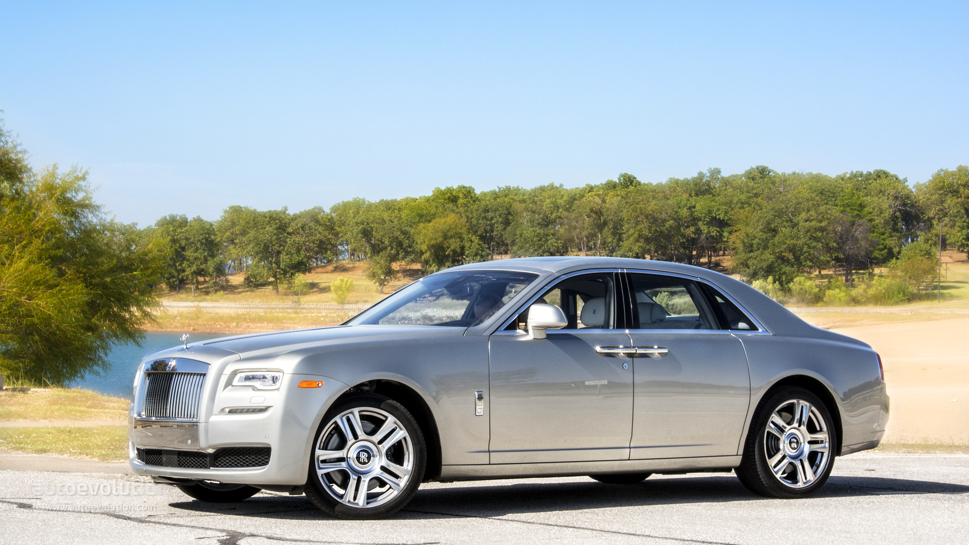 Rolls Royce Ghost Series Ii #18