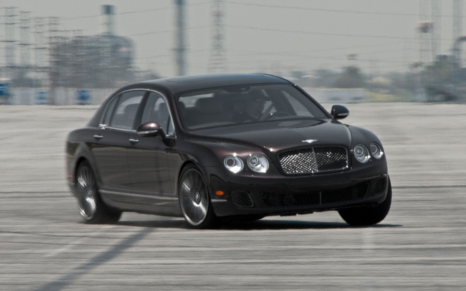 2012 Bentley Continental Flying Spur Speed #6