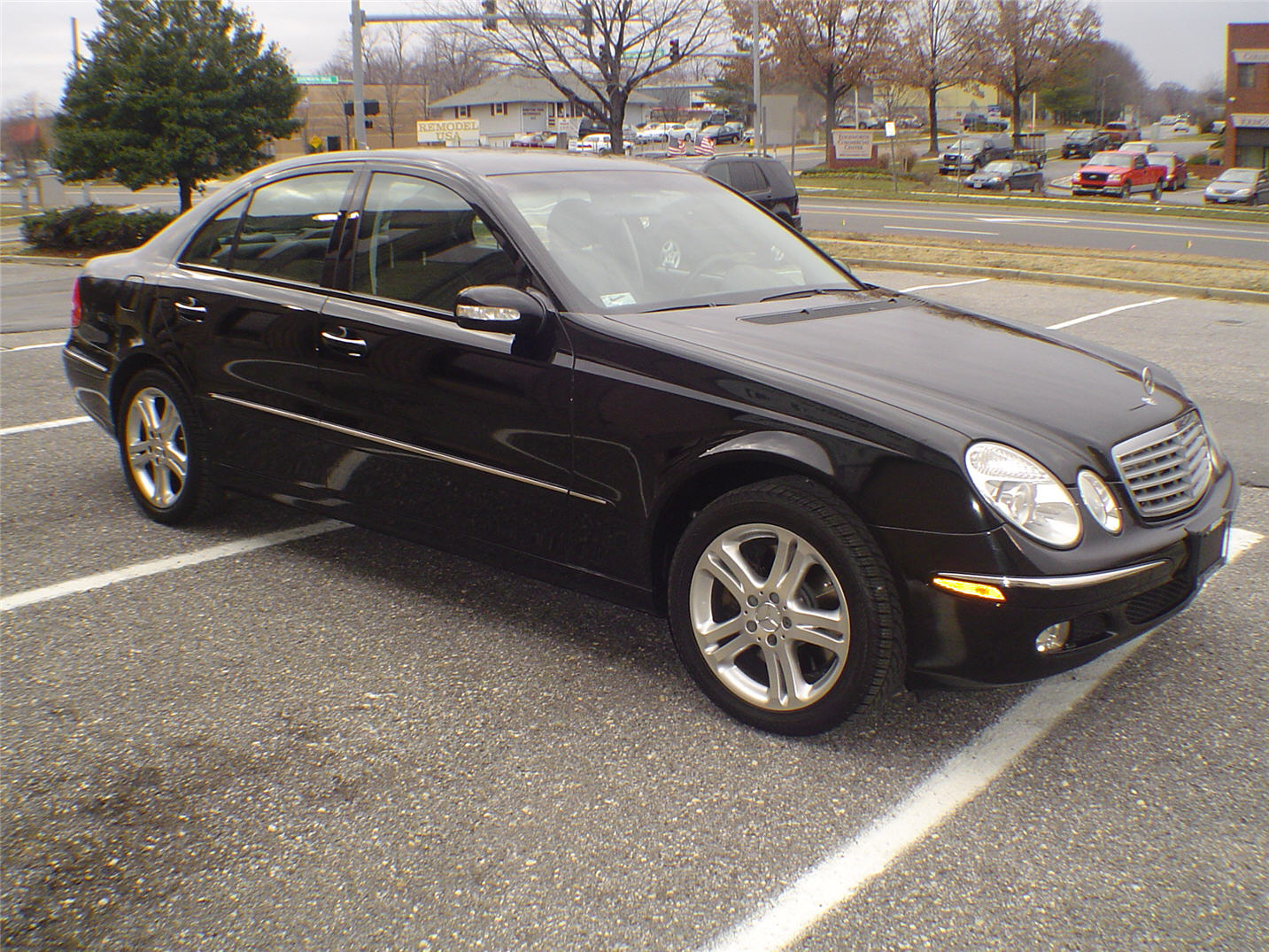 2005 mercedes benz e500 photos informations articles. Black Bedroom Furniture Sets. Home Design Ideas