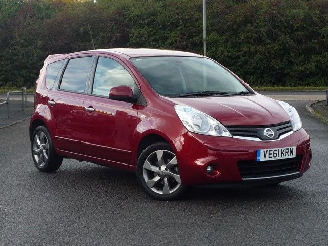 2011 Nissan Note #3