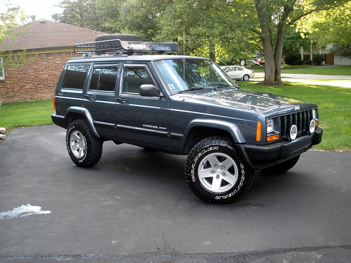2001 Jeep Cherokee Photos, Informations, Articles ...