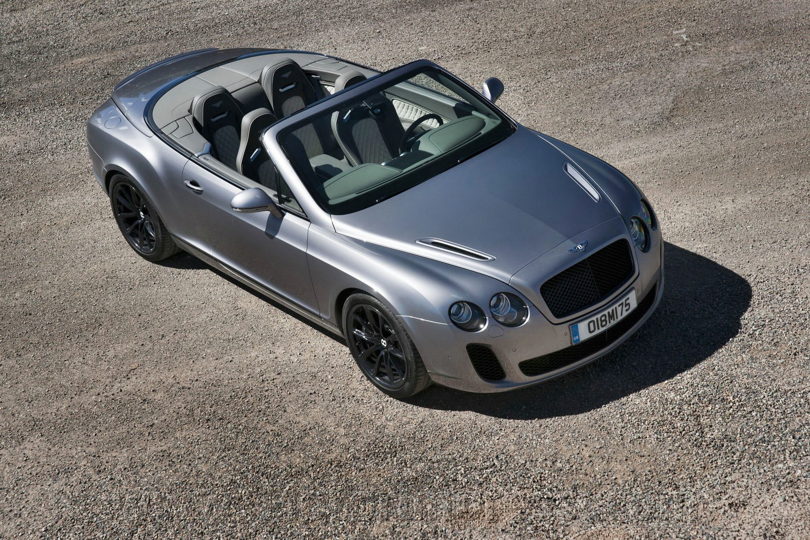2011 Bentley Continental Supersports Convertible #7