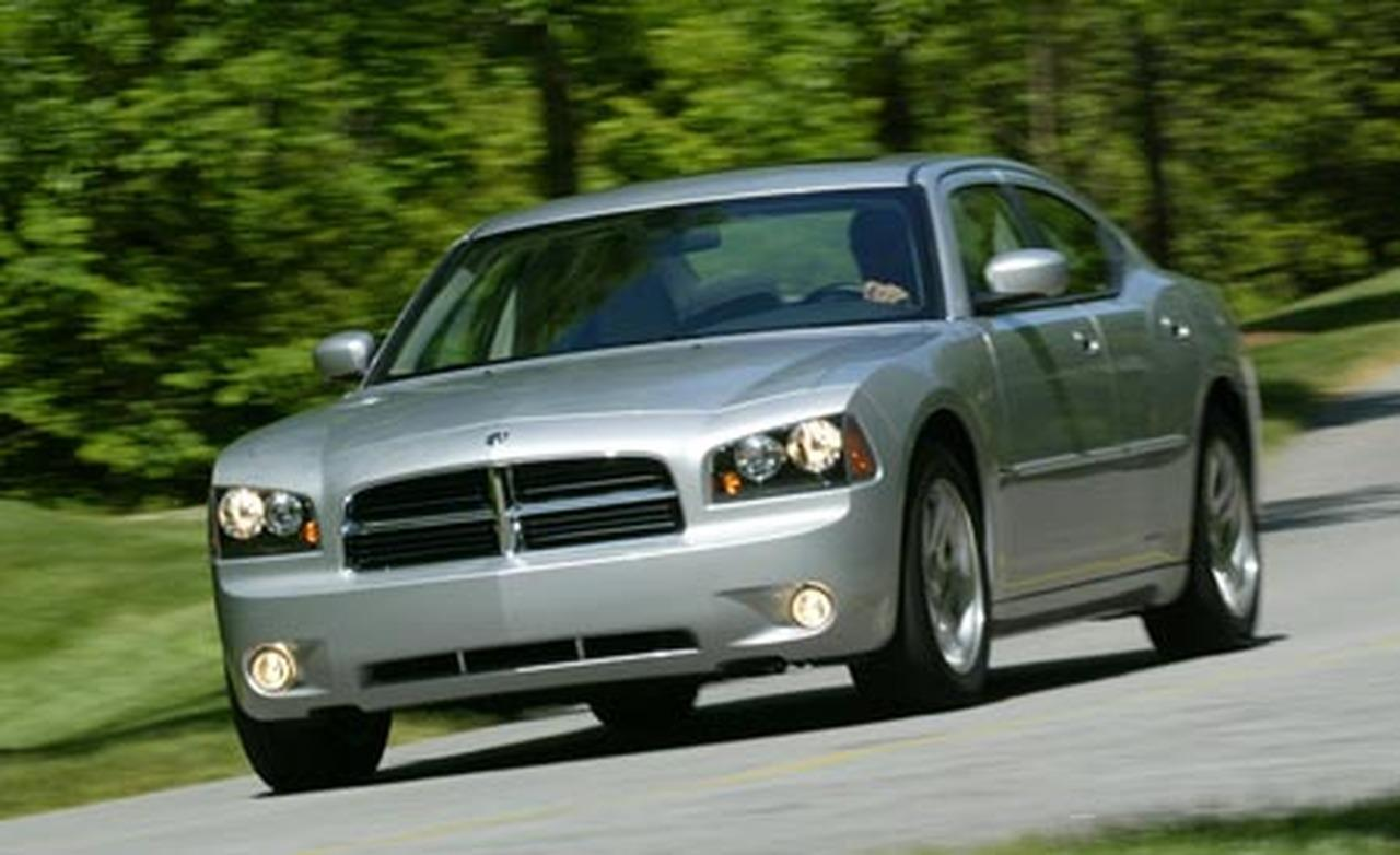 2007 Dodge Charger #9