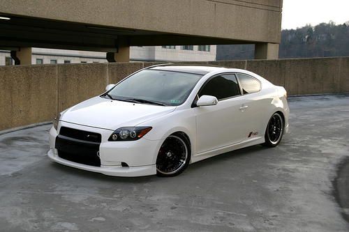 2008 Scion Tc #6