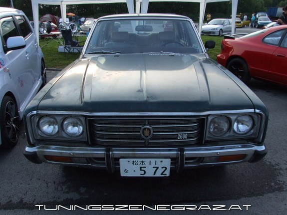 1976 Toyota Crown #9