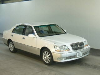2000 Toyota Crown #3