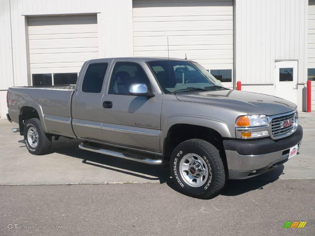 2001 GMC Sierra 2500hd #2