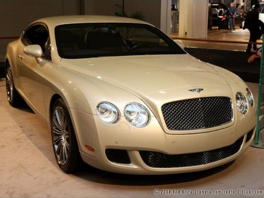 2007 Bentley Continental Gt #11
