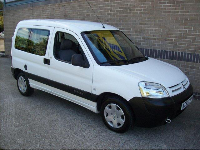 2003 Citroen Berlingo #3