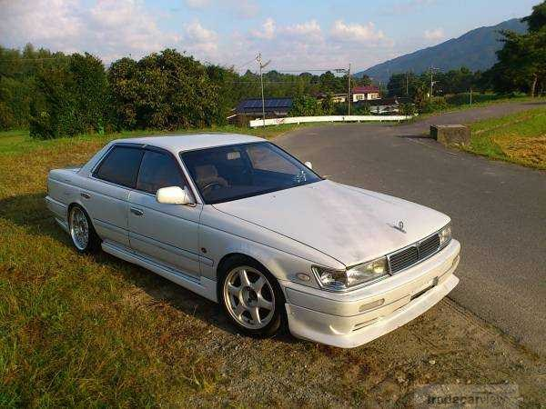 1992 Nissan Laurel #8