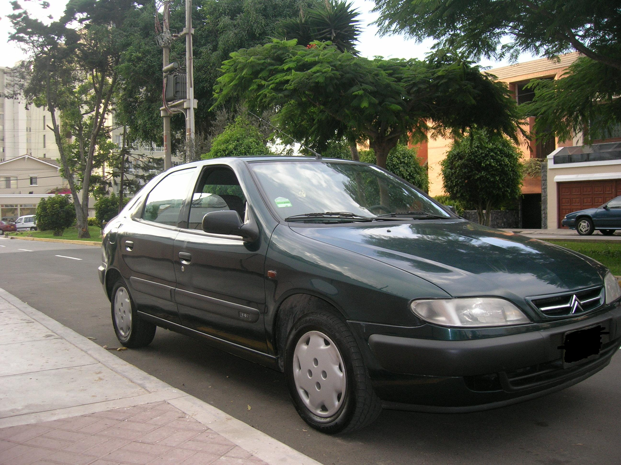 1998 citroen xsara photos informations articles. Black Bedroom Furniture Sets. Home Design Ideas