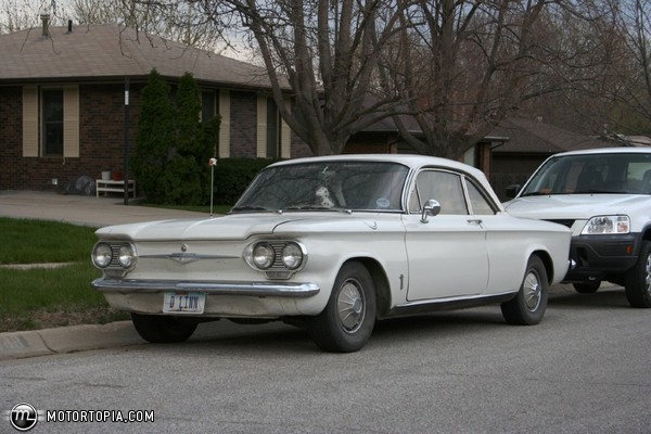 1961 Chevrolet Corvair #4