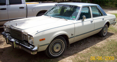 1977 Plymouth Volare #7