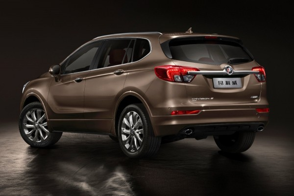 Buick Envision #11